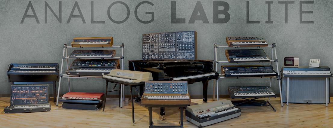 Analog Lab Lite