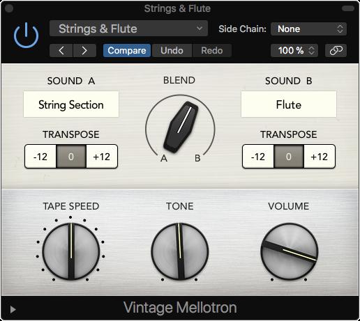 Vintage Mellotron